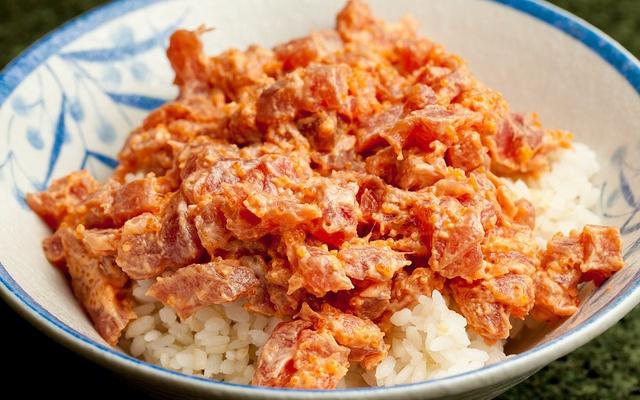 spicy tuna - ilustrační foto