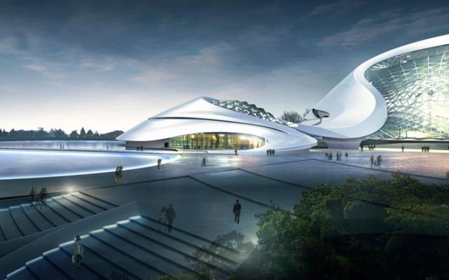 Kulturní centrum v Harbinu
