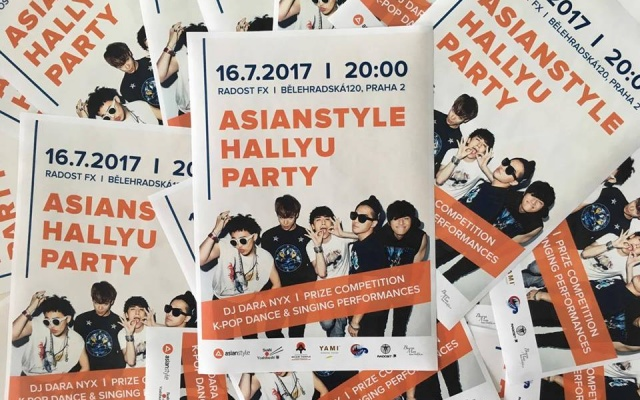 AsianStyle Hallyu Party