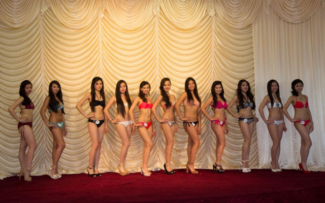 Finalistky Miss Vietnam 2014