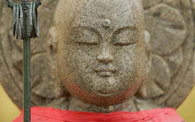 Socha zenového Buddhy, Nara
