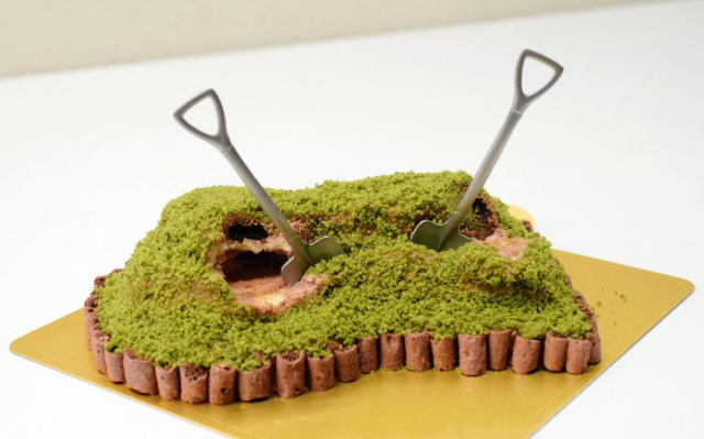 Koláč Kofun Cake