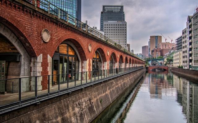 Maach Ecute je obchodní centrum v Hlavním tokijském nádraží