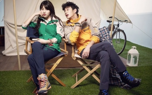 Kim Soo Hyun a Suzy