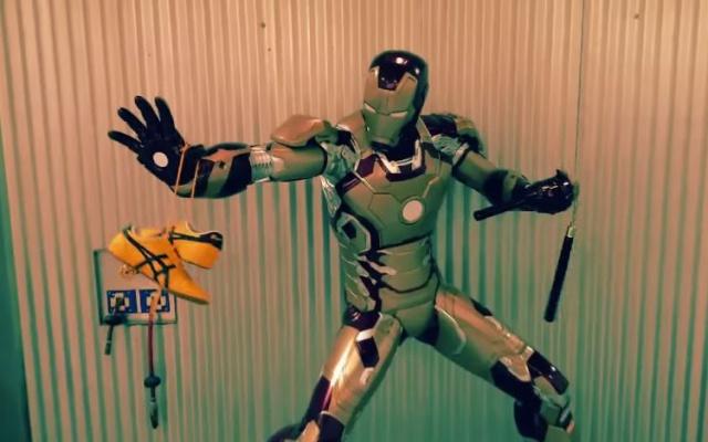 Iron Man - Wing Chun