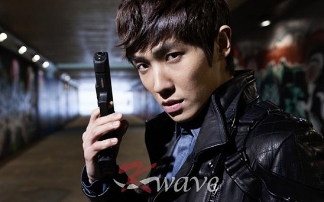 Lee Joon na jedné z fotek