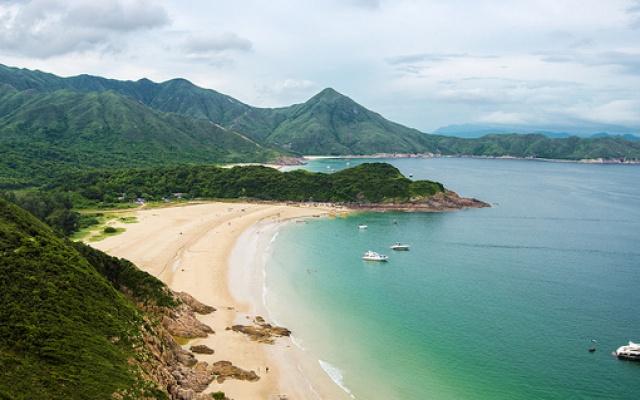 Long Tai Wan beach