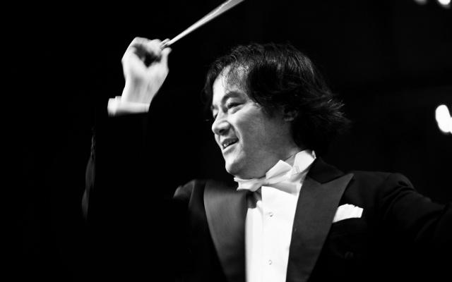 Čínský dirigent Muhai Tang
