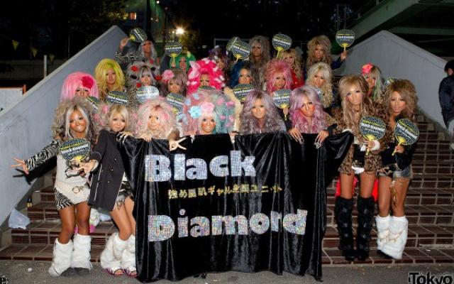 Setkání Black Diamond