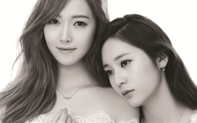 Jessica a Krystal Jung