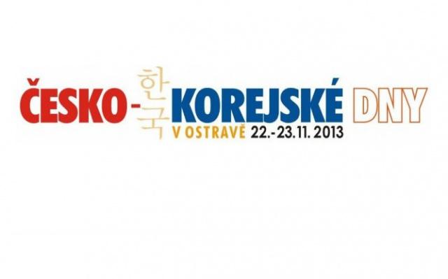 Oficiální logo Česko-korejských dnů
