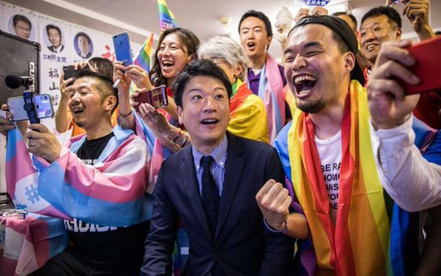 Taiga Ishikawa po svém zvolení