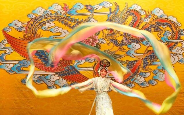 Představení pekingské opery