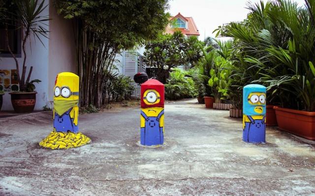 Minioni v Singapure