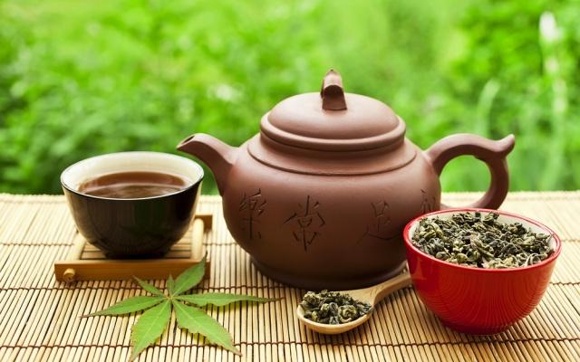Čínský čaj
