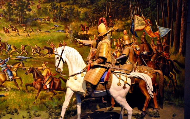 V boji proti Mongolom