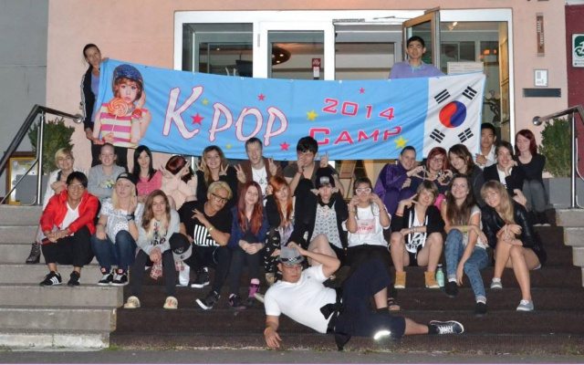 K-Pop Camp 2014