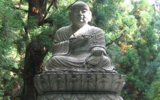 Socha Kóbó daišiho