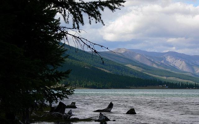 Jezero Khövsgöl Nuur