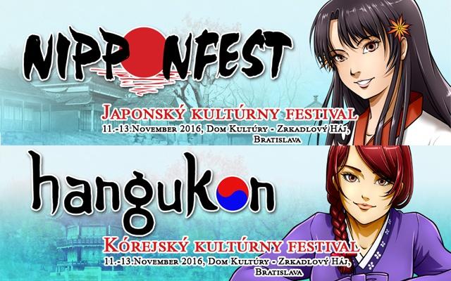 Nipponfest a Hangukon 2016