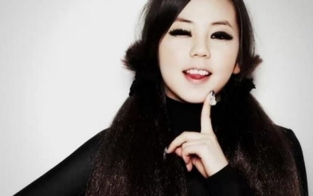 Sohee jako nová modelka pro Reebok.