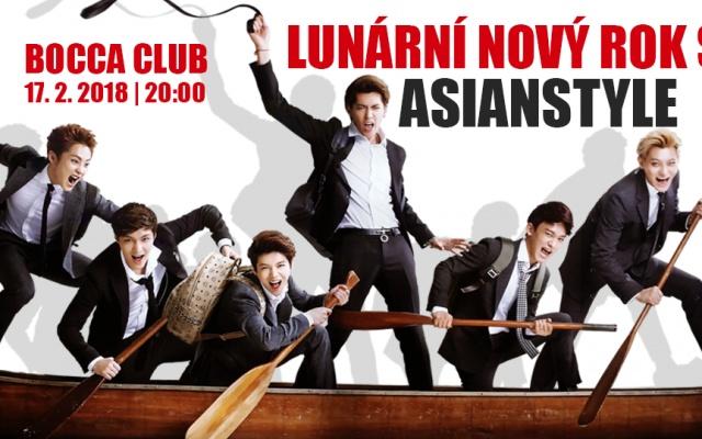 Lunární Nový Rok s Asianstyle