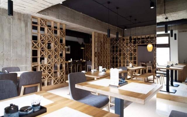 Interiér reštaurácie Jasmin