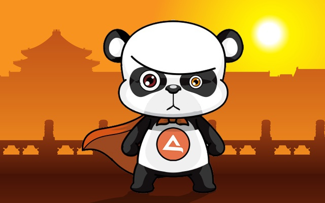 AsianStyle panda tak, jak si ji pamatujete z našich začátků