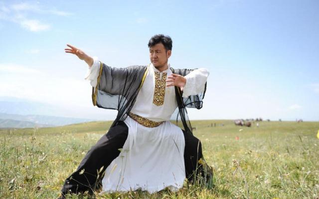 Setkání mistrů v Tianshan