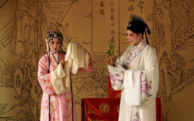 Motýlí milenci (Pekingská opera)