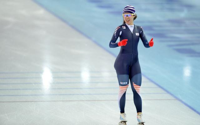 Lee Sang Hwa, obhájkyně olympijského titulu