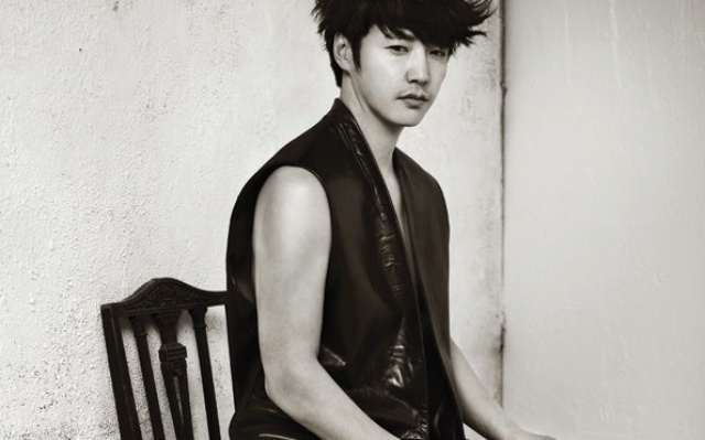 Yoon Sang Hyun pro Marie Claire