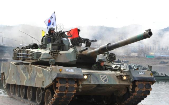 Jihokorejský tank