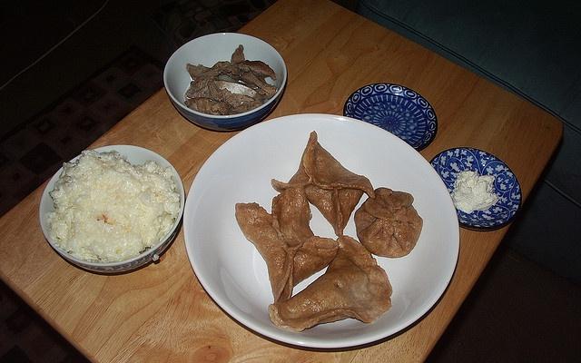 Mongolské menu