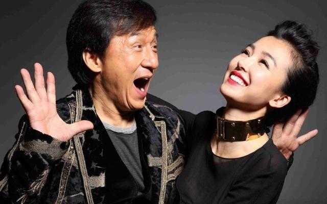 Jackie Chan a Yao Xing Tong