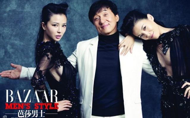 Jackie Chan, Zhang Lan Xin a Yao Xing Tong