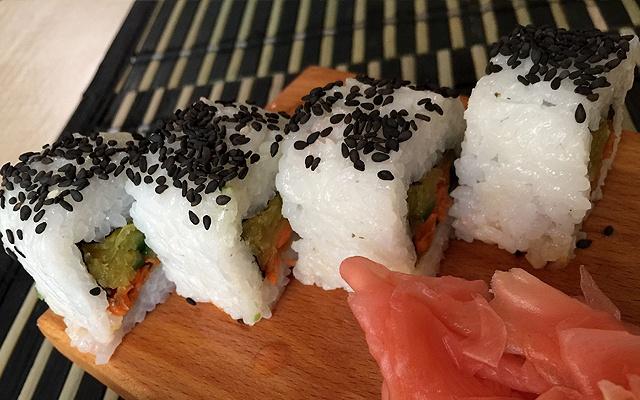 Uramaki Sushi – Ninjin