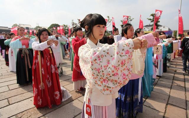 Úvodní ceremonie kulturního víkendu