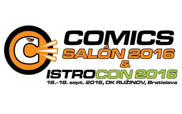 Comics SALÓN a IstroCON 2016