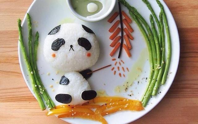 Panda v podání Lee Samanthy