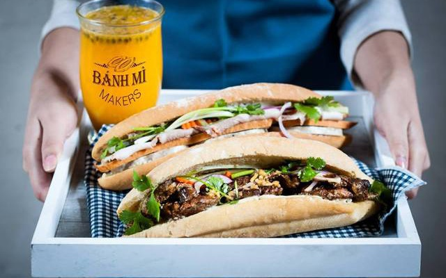 Poster Banh Mi Makers