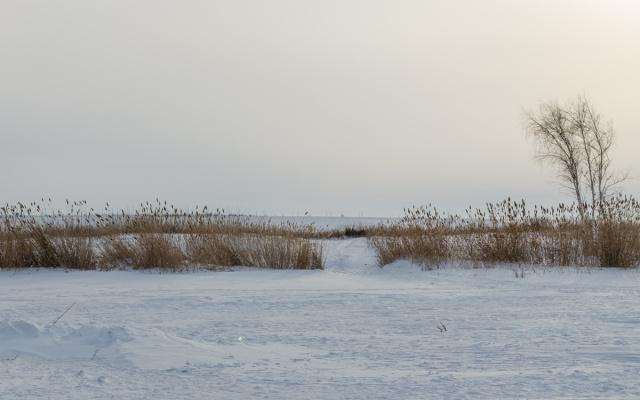 Tající sníh může způsobit povodně