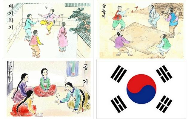 Tradiční korejské hry