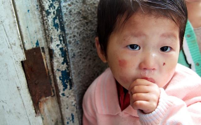 Severokorejské dítě