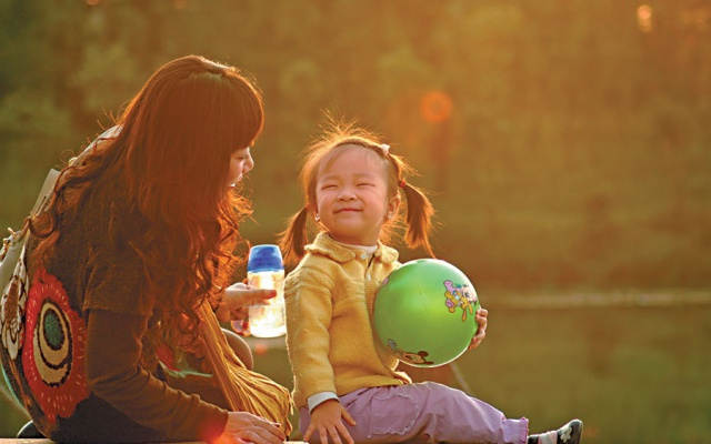 Mamka a dcera (stříbro), Cai Changheng, 9 let, Chengdu
