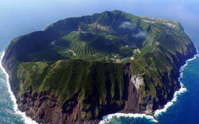 ostrov Aogashima