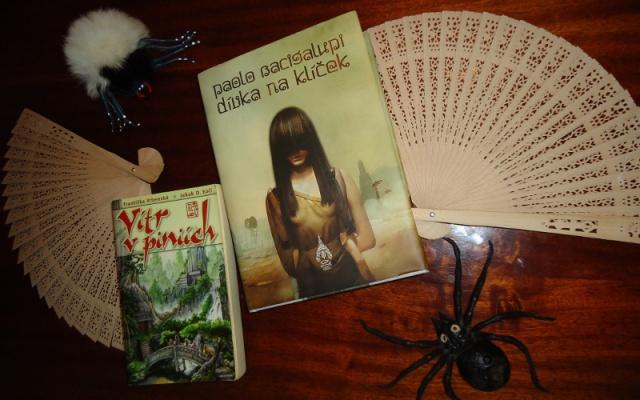 moje knihy