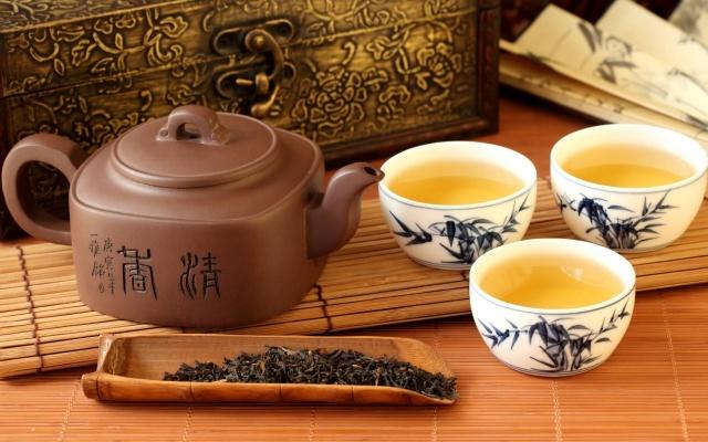 Pitie čaju je patrí k tradíciam v Japonsku