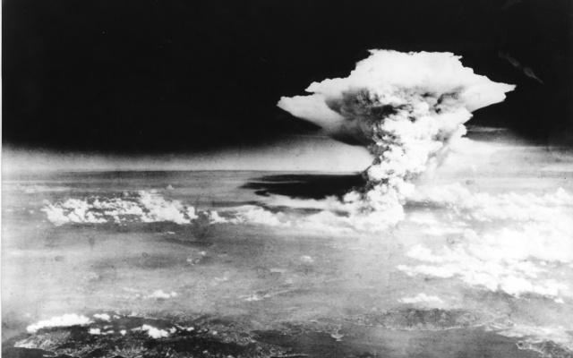 Výbuch v Hirošimě
