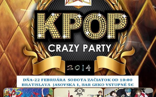 KPOP PARTY DJ ONDRO